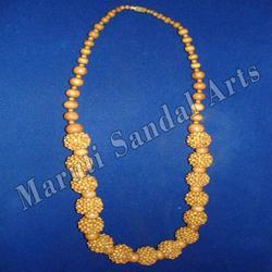 Sandalwood Khazuri Necklace