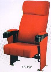 Armrest And Push Back Multiplex Chair