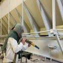 Machine Spray Painting Services