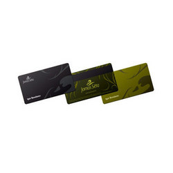 PVC Discount Cards, Size: 85.5x54 mm