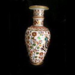Marble Designer Vases