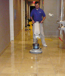 Mechanized Cleaning Of Vitrified Ceramic Tile Floors In - Ceramic tile cleaner and polish