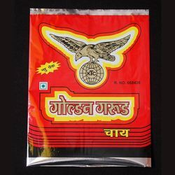 Tea Packaging Central Pouch