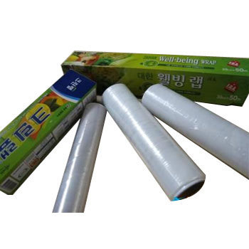 Wrapping Films - Cling Wrapping Film Manufacturer from Jaipur