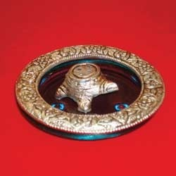 Incense Holder with Turtle