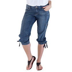Ladies Denim Capri - View Specifications & Details of Womens Capri ...