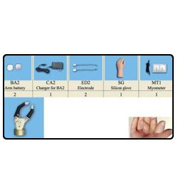 Myoelectric Hand Prosthetic System