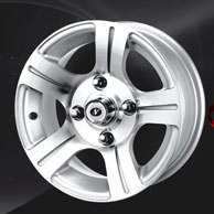 12 rally alloy wheels