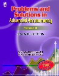 Problems & Solutions In Advanced Accountancy Vol 2