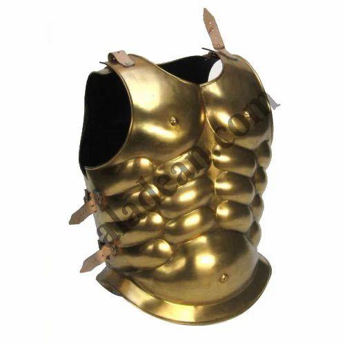 Brass Chestplate