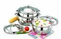 Chandramukhi Dish Copper Bottom