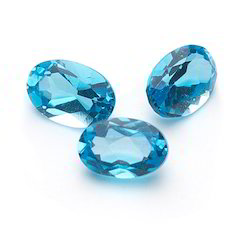 Swiss Sky Blue Topaz Gemstones