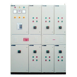 Three Phase Capacitor Control Panels, 55, for Industrial