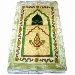 Silk Velvet Pray Rug