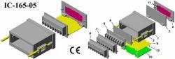 Plastic Electrical Enclosure DIN 96x48x67
