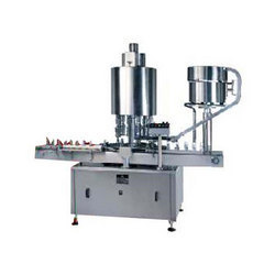Automatic Rotary Bottle Screw Capping Machine