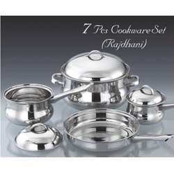 4 PCS Rajdhani SS Cookware Set