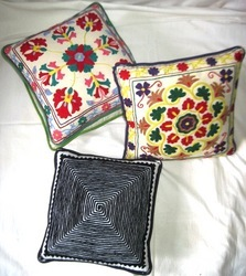 Decorative Suzani Cushion Covers
