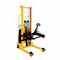 Semi Electric Hydraulic Drum Lifter