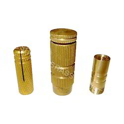 Brass Carbon Brush Holder
