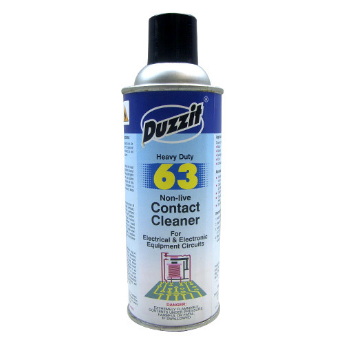 Non Live Contact Cleaner Spray