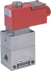 2 Port High Pressure Solenoid Valve