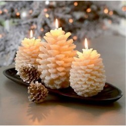 Fruit Style Decorative Candle