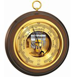 Aneroid Barometer With Instructions Barigo BPW013