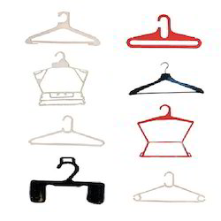 Plastic Display Hangers