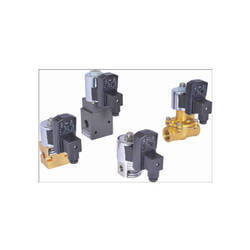 Solenoid Valve with Timer