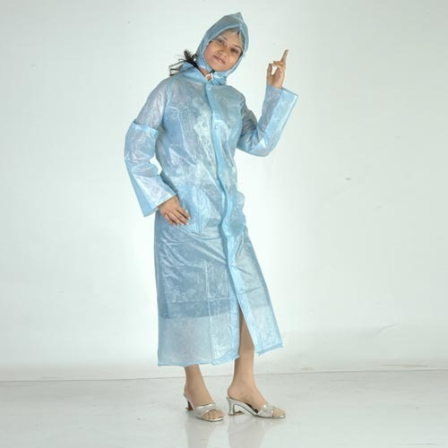92a9656ea Ladies Flex Raincoat | Aashi Plastic Private Limited | Exporter in ...