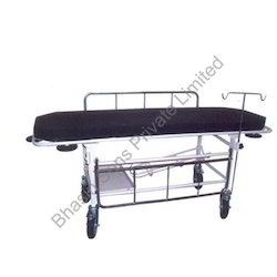 Stretcher on Trolley with Mattress DX.