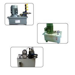 Hydraulic Power Packs and SPMs