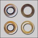 Tarpaulin Eyelet Brass & Aluminium