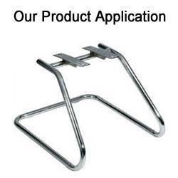 Application Of Semi Automatic Pipe Bending Machine