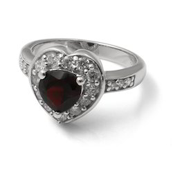 925 Silver Moonstone Rings