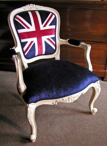 Beau Union Jack Chair