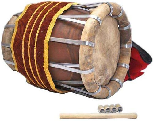 Thavil Percussion - South Indian Music Instruments - Sri