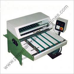 Creasing & Sticker Cutting Machines