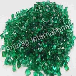 Square Emerald Gemstones