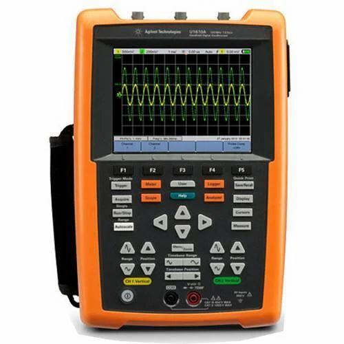 Handheld Oscilloscope Manufacturer From Delhi