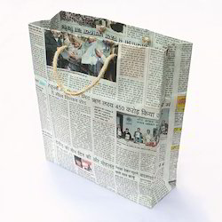 News Paper Bags