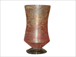 we offer ultimate range of decorative glass vases made up of glass which are handcrafted by skilled artisans these capture expression and also contain - Decorative Glass Vases