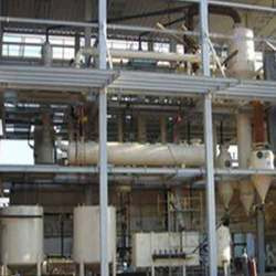 Distillation In Solvent Extraction