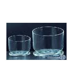 Quartz Glass Crucibles with Lid