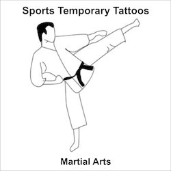 Martial Arts Tattoo