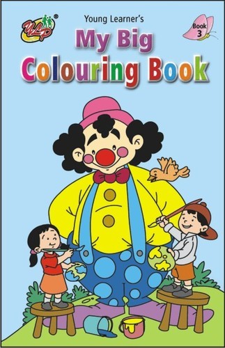 My Big Colouring Book (3) - View Specifications & Details of ...