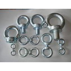 Round Ss Eye Bolt, For Industrial