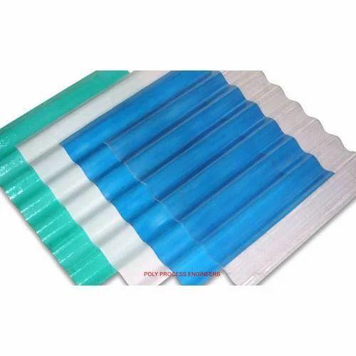 Fiber Reinforced Plastic Products Fibre Glass Sheets