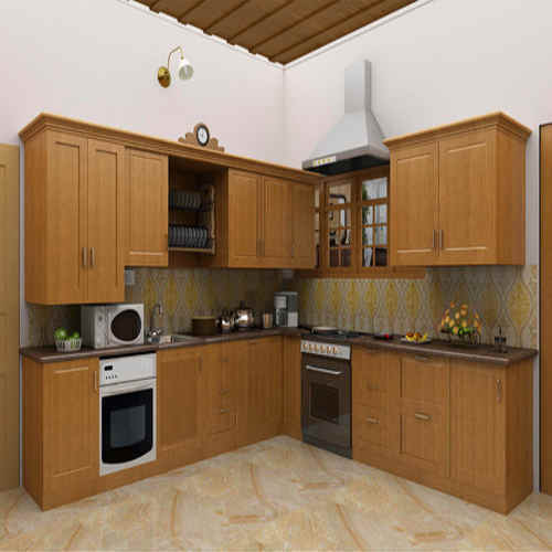 Fill The Gap In The Small Modern Kitchen Designs: Service Provider Of Modular Kitchens & Modular Wardrobes